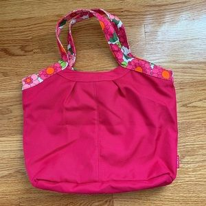 Clinique Tote , excellent condition